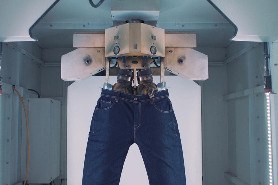 Producing with Purpose Noskin Outland Denim Jeans