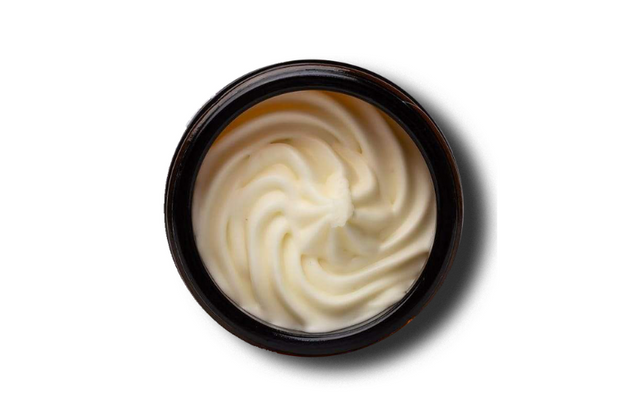 Whipped Beard Butter 60 ml - Valkyrie - Frankincense, Myrrh, Birch, Amber, Citrus, Sandalwood