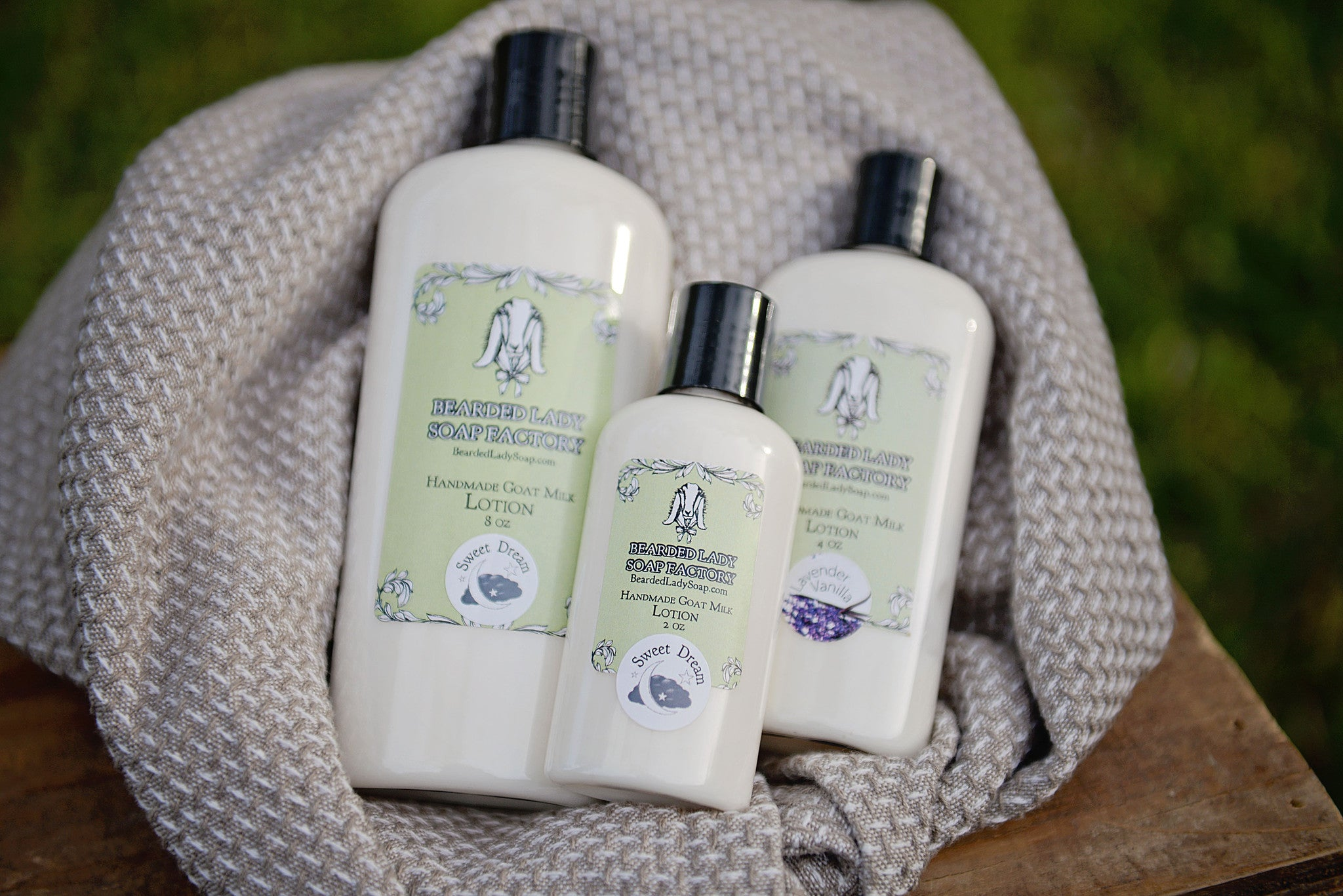 REFINE Goat Milk Lotion