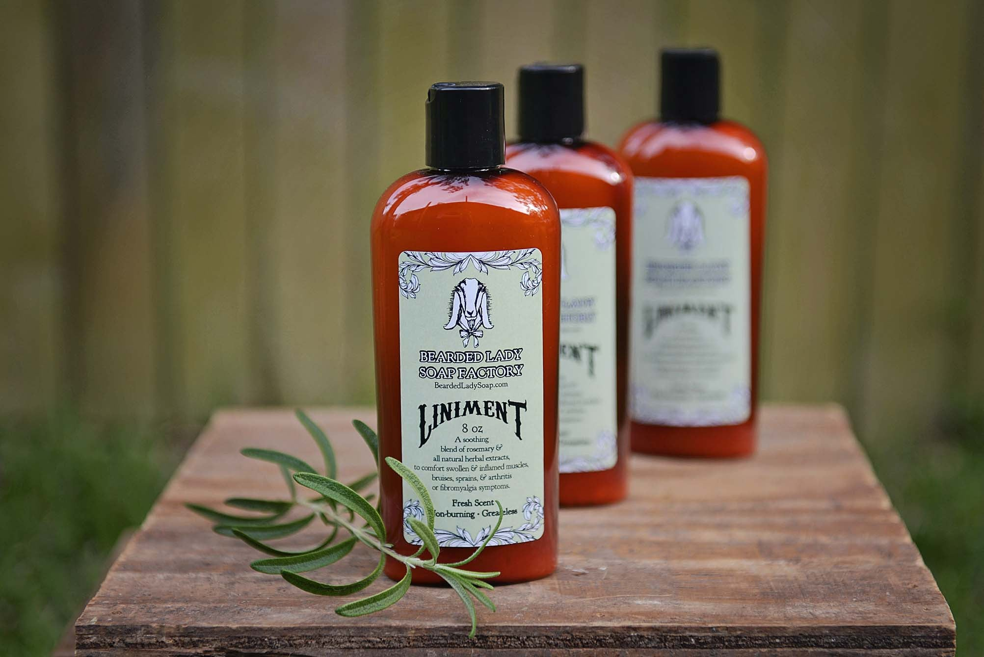 Goat Milk Liniment