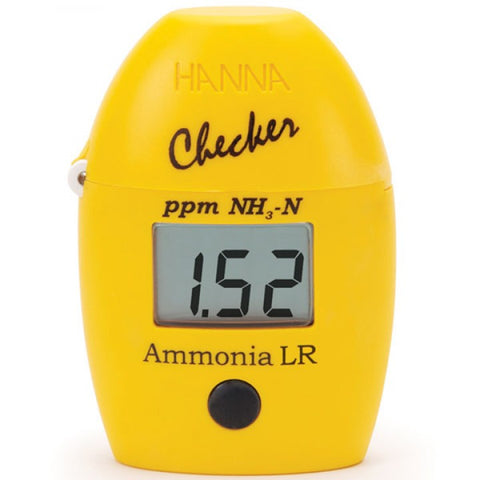 HI-700 Ammonia Low Range Colorimeter - Checker®HC (0.00 to 3.00ppm)