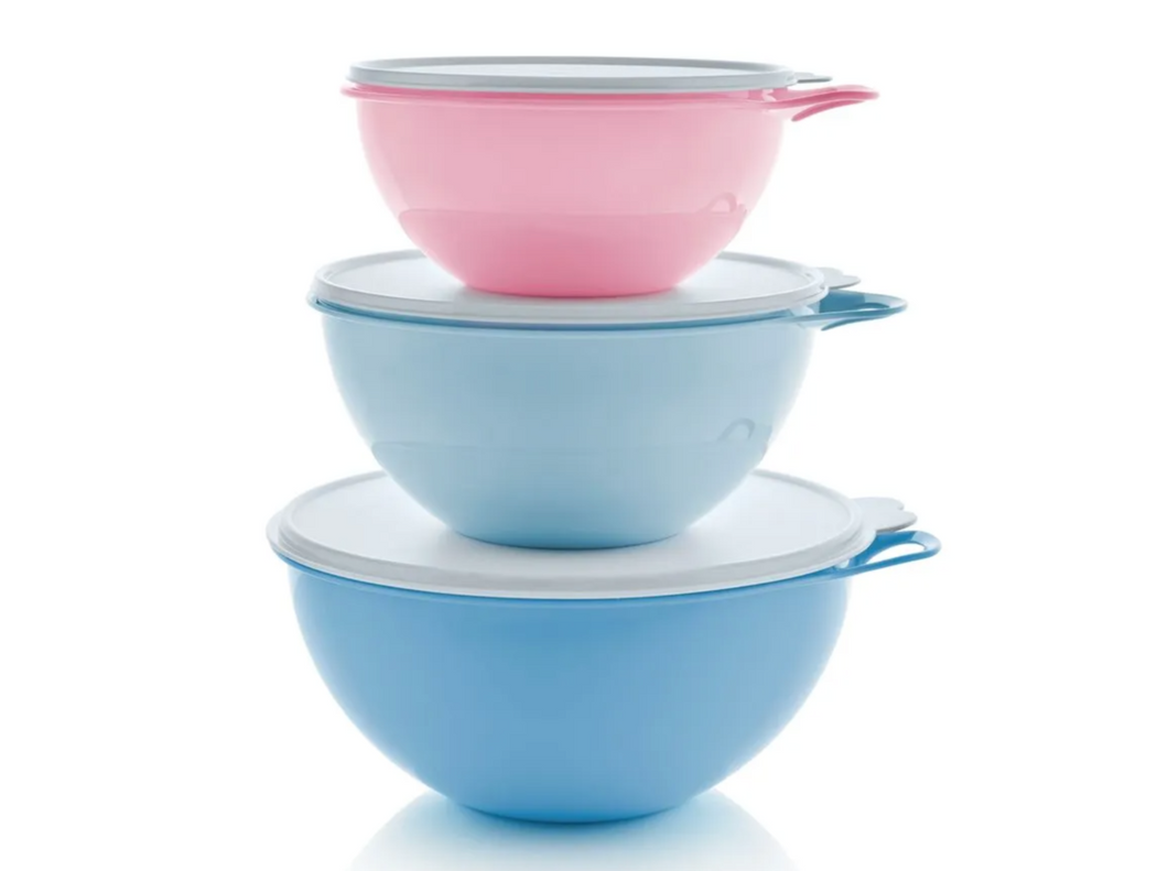 Ensemble de 3 bols Grand-mère - spéciaux - Catalogue Tupperware