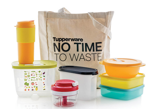 Trousse de produits - Catalogue Tupperware
