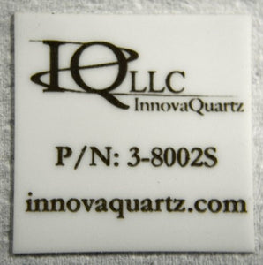 "Generic IQ 1"" X 1"" Ceramic Column Scoring Wafer (IQ or Random Selection)"