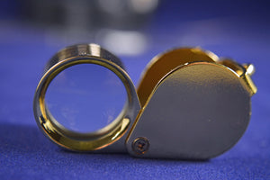 30X Compound Lens Eye Loupe