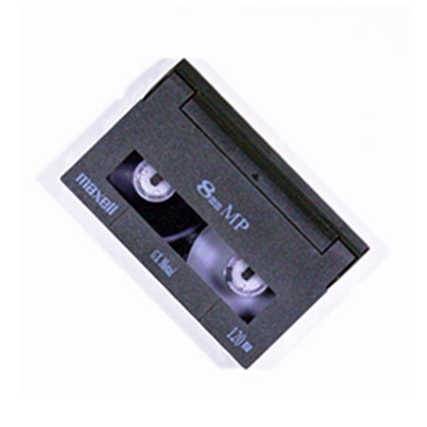 Hi-8 video tape