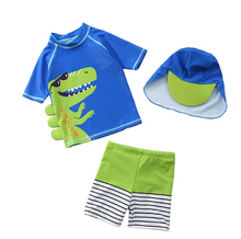 Load image into Gallery viewer, SOL RYKER KIDS RASHGUARD SET