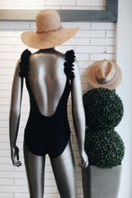 Load image into Gallery viewer, Meghan Ruffled Monokini