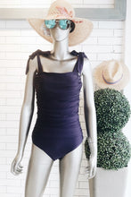 Load image into Gallery viewer, Twiggy Shirred Monokini