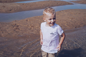 Kid t-shirt bio unisex Airplane