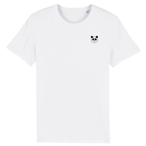 H/F T-shirt bio Family first unisex Panda