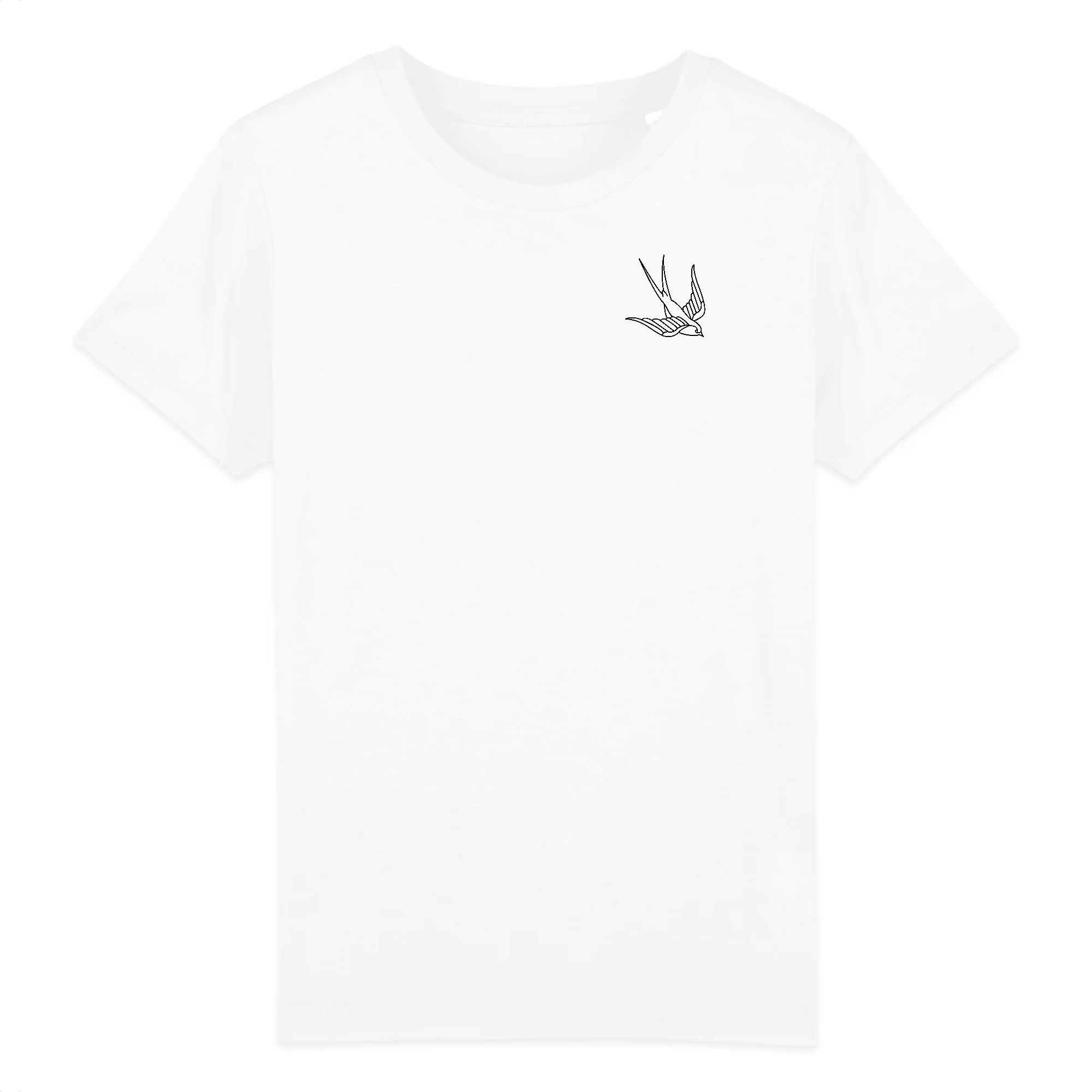Kid t-shirt bio unisex Bird