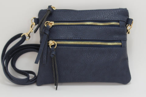 Navy Crossbody Bags