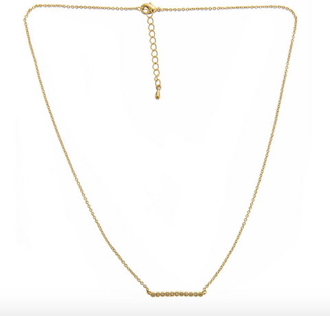 The Shelly Necklace (Gold or Silver)