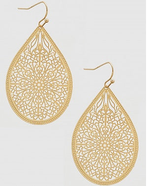 The Caroline Earrings (Gold & Silver)