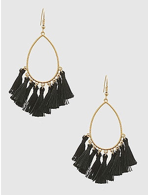 The Parker Tassel Earrings