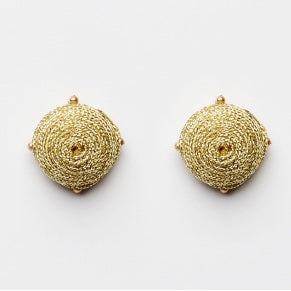 The Wellington Earring in Gold
