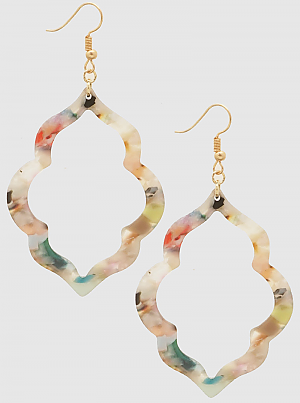 The Tess Earring (Multicolor)