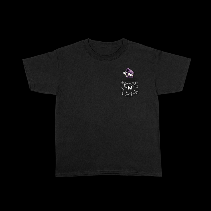Grim Reaper Pocket Tee
