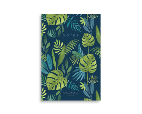 Cuaderno A5 Dark Jungle