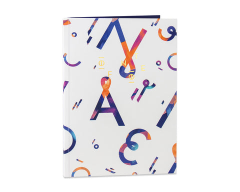 Cuaderno A5 – Happy Letters