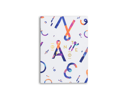 Cuaderno A6 – Happy Letters
