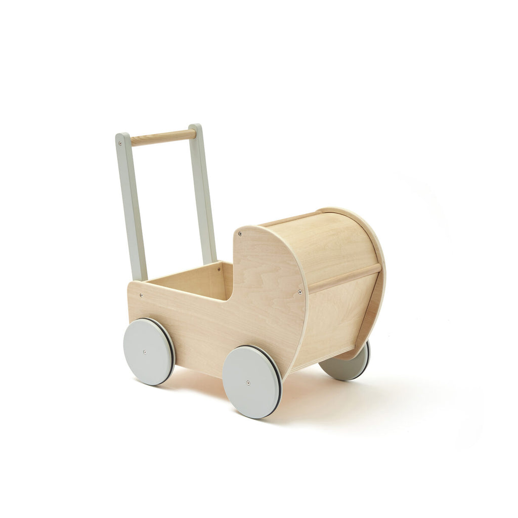 Kids Concept Poppenwagen Doll Nature