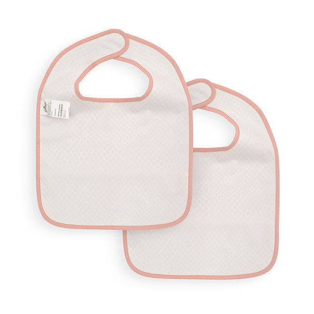 Jollein Slab Waterproof Snake Pink 2-pack