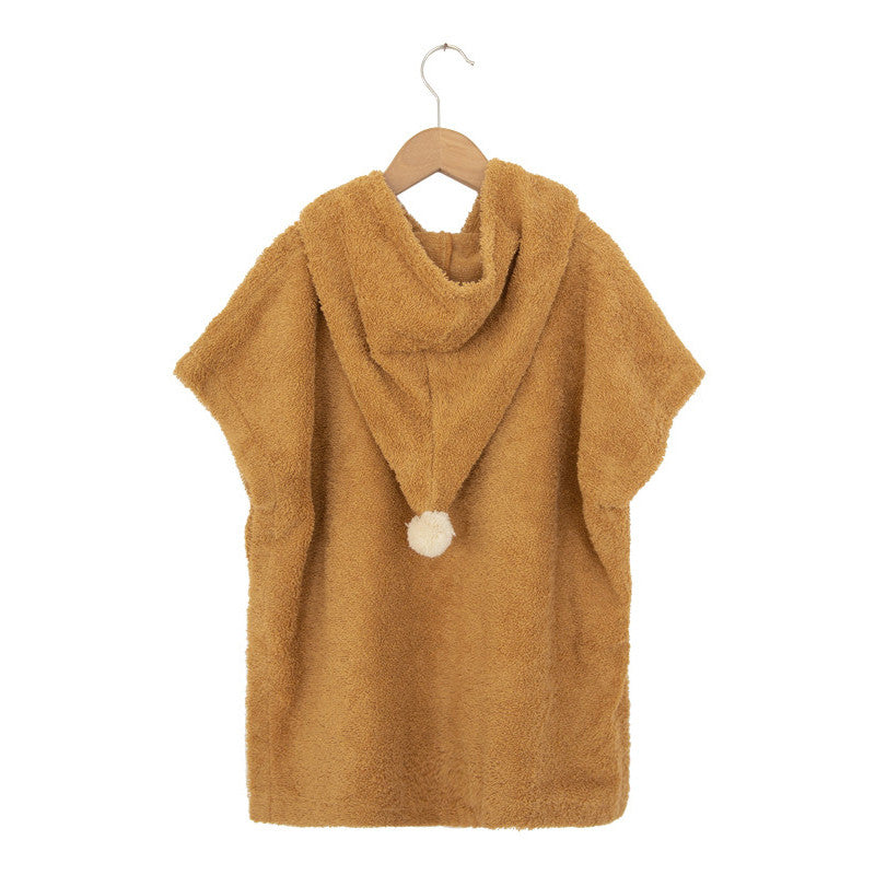 Nobodinoz Poncho So Cute Terry Caramel