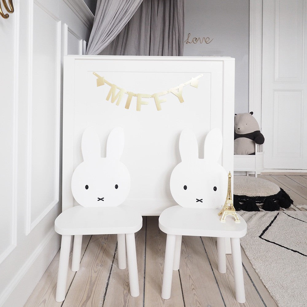 Kids Of Scandinavia Stoeltje Miffy My Chair