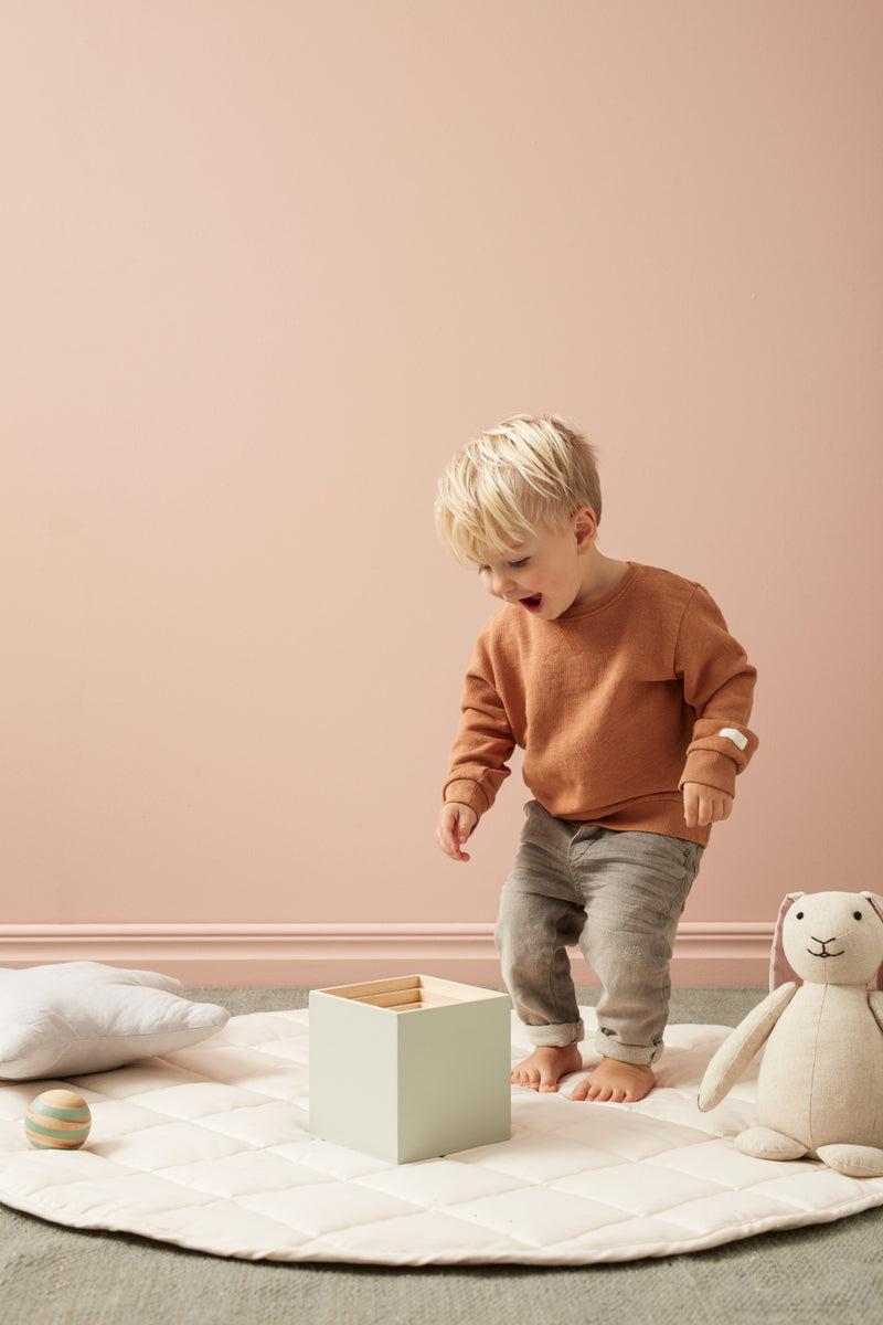Kids Concept Speelmat Off-white