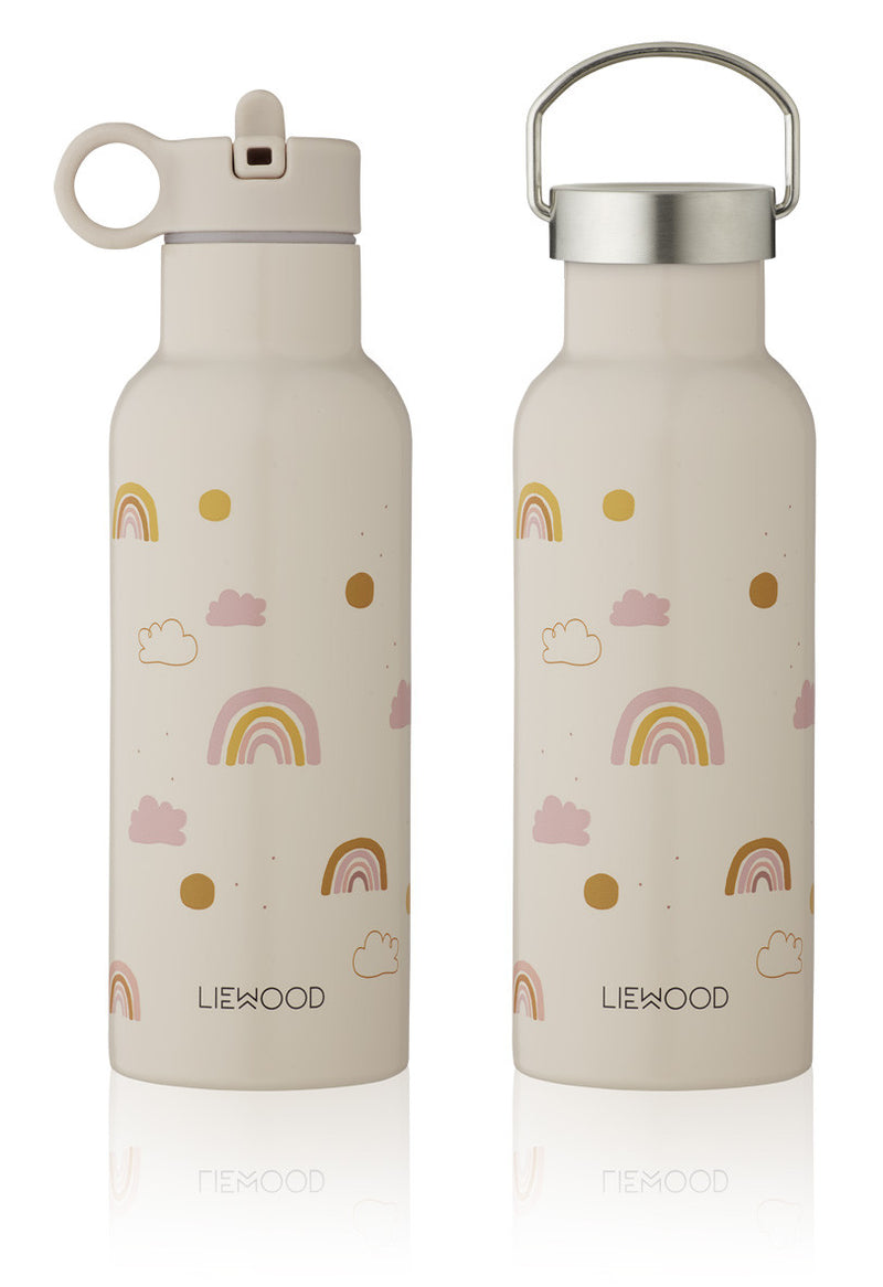 Liewood Thermosfles Neo Rainbow Love Sandy