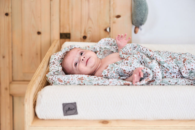 Jollein Swaddle Bloom 2-pack