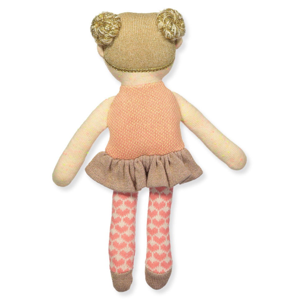 Smallstuff Activity Knuffel Silja Ballerina