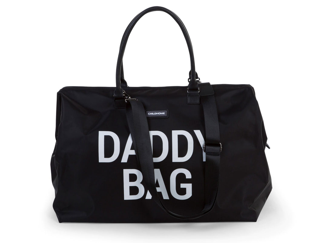 Childhome Daddy Bag Zwart
