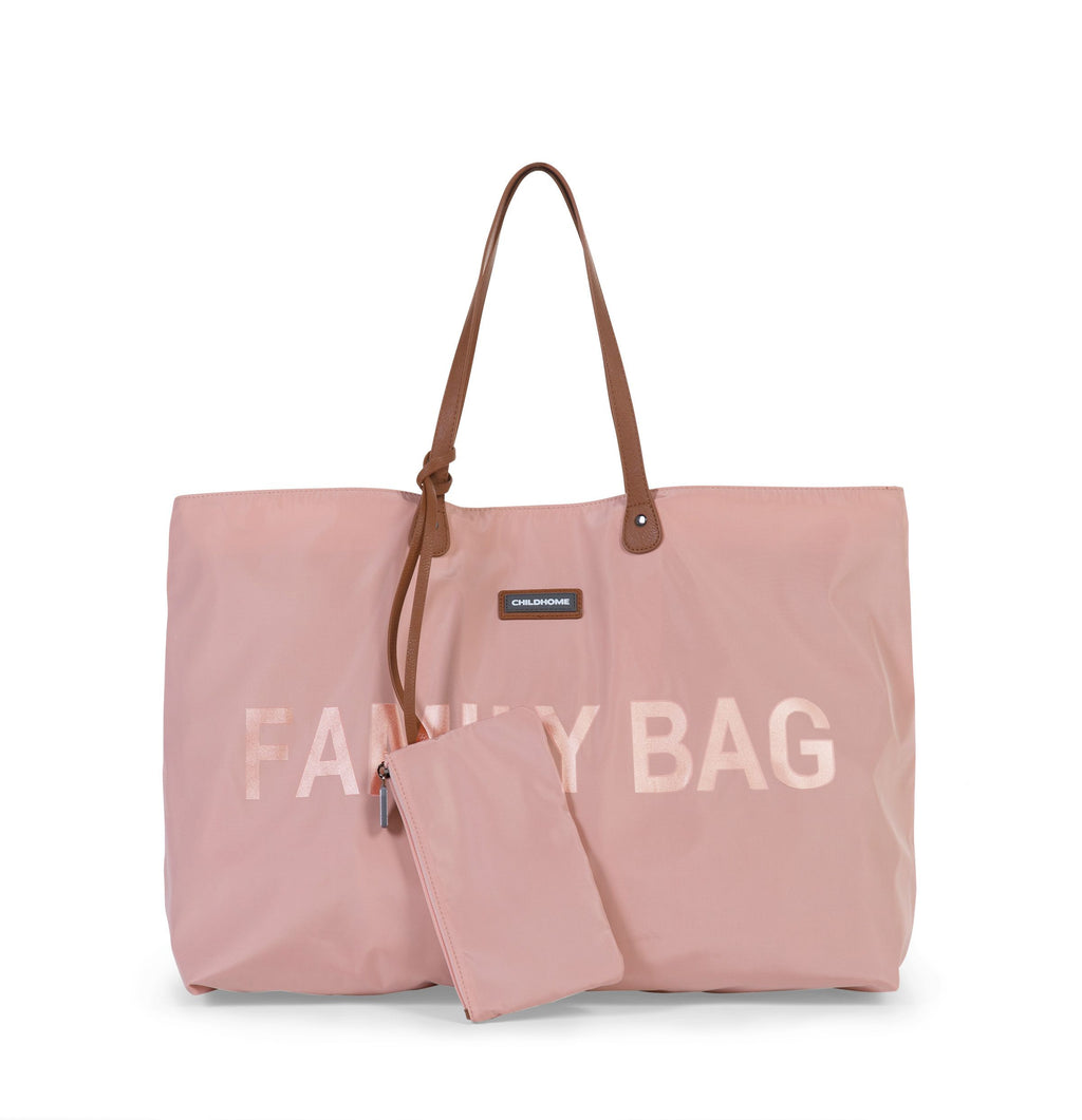 Childhome Family Bag Roze Koper