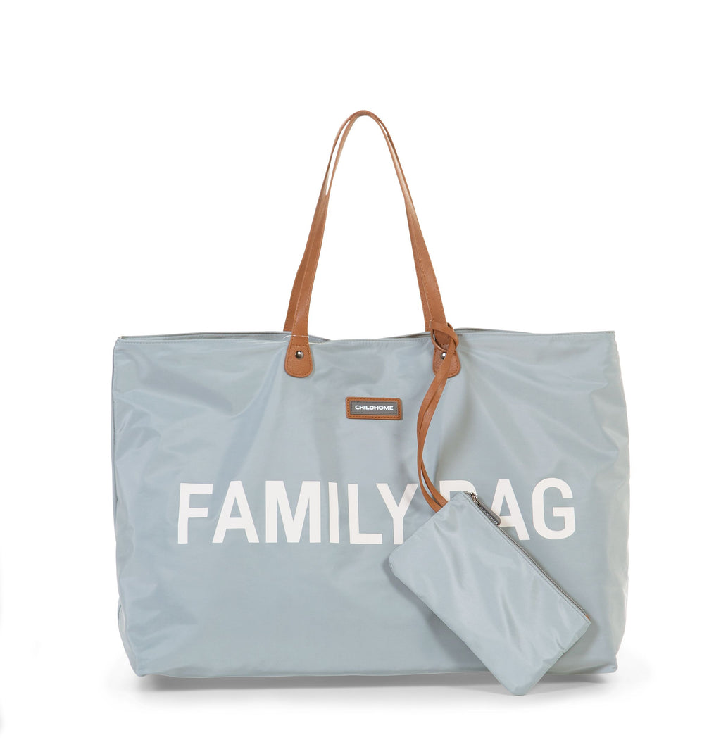 Childhome Family Bag Lichtgrijs