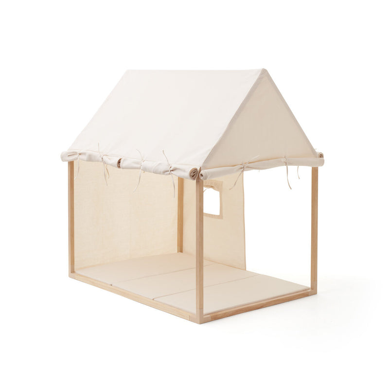 Kids Concept Speelhuis Hout Off-white