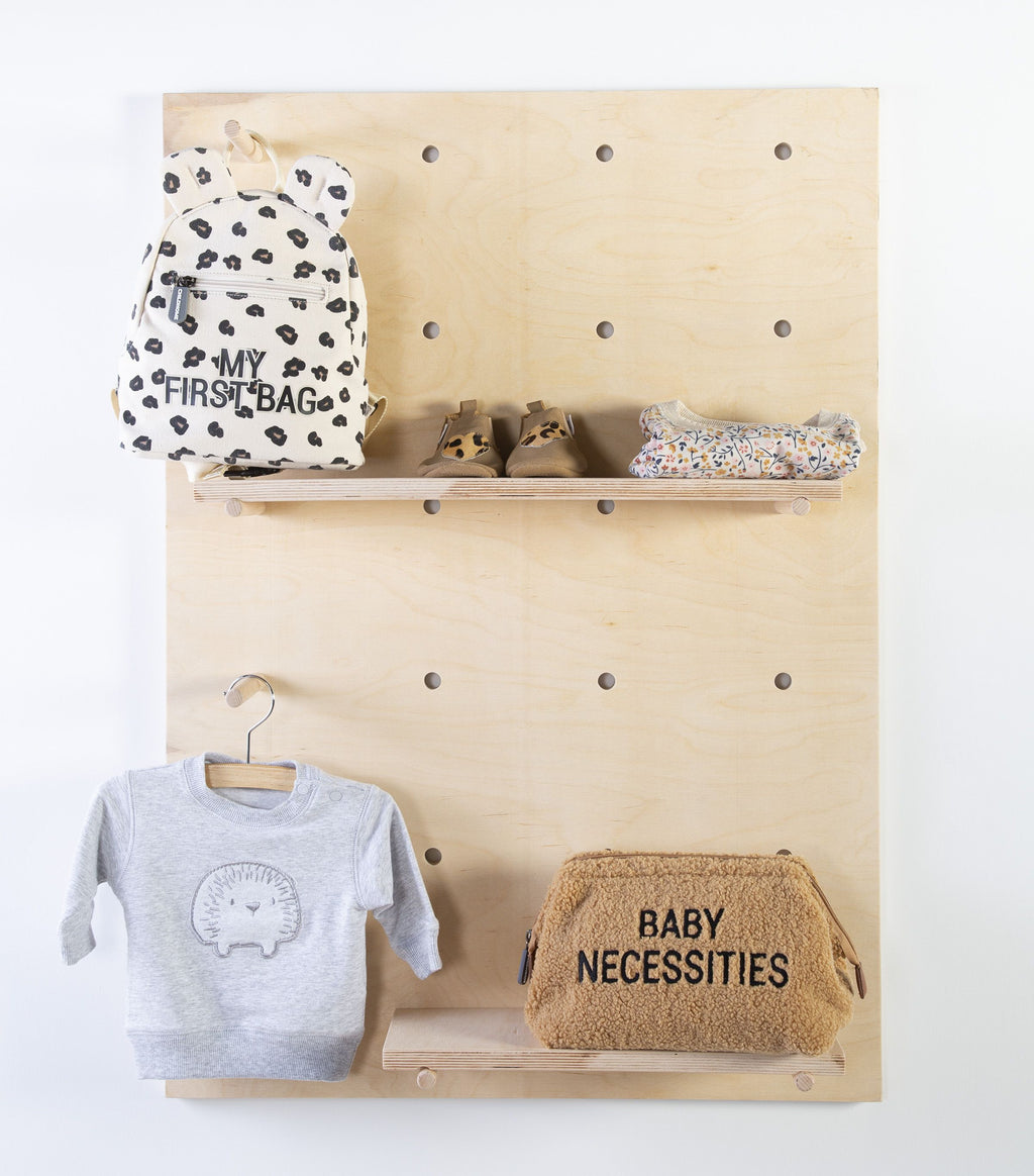 Childhome Pegboard Hout Naturel