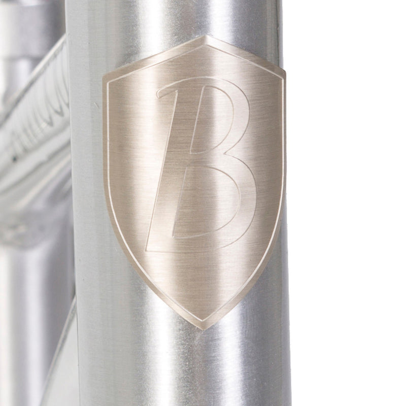 Banwood Loopfiets First Go Chrome Edition