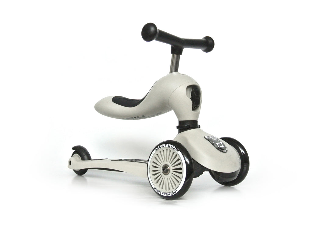 Scoot and Ride Highwaykick 1 Loopfiets Step Ash