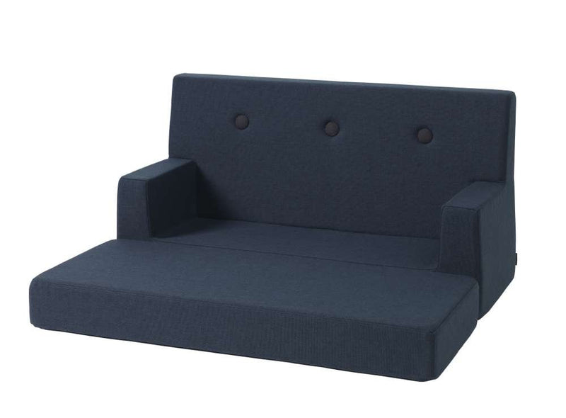 By KlipKlap KK Kids Sofa Blauw