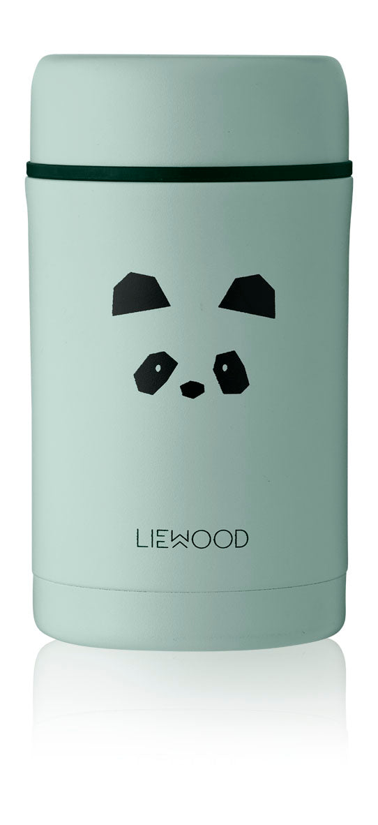 Liewood Thermos Food Jar Bernard Panda Peppermint