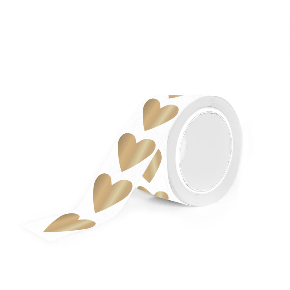 House of Products Stickers Heart Gold