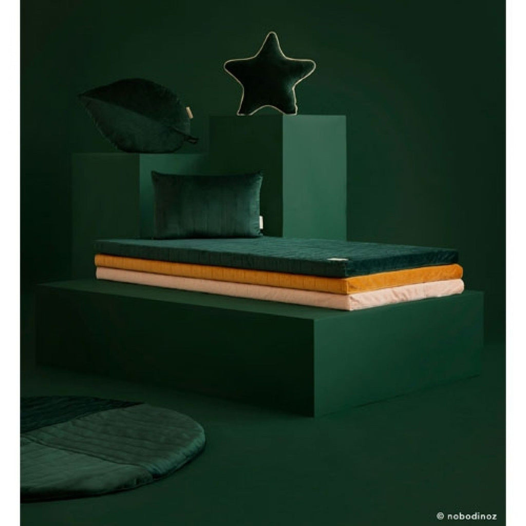 Nobodinoz Speelkleed Kilimanjaro Velvet Jungle Green
