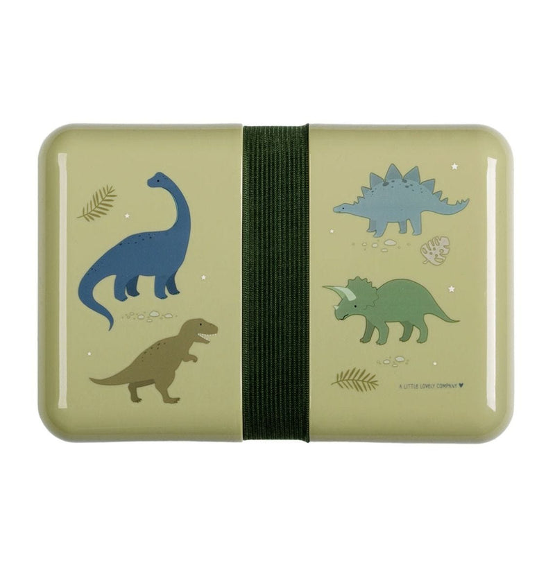 A Little Lovely Company Lunchbox Dinosaurus