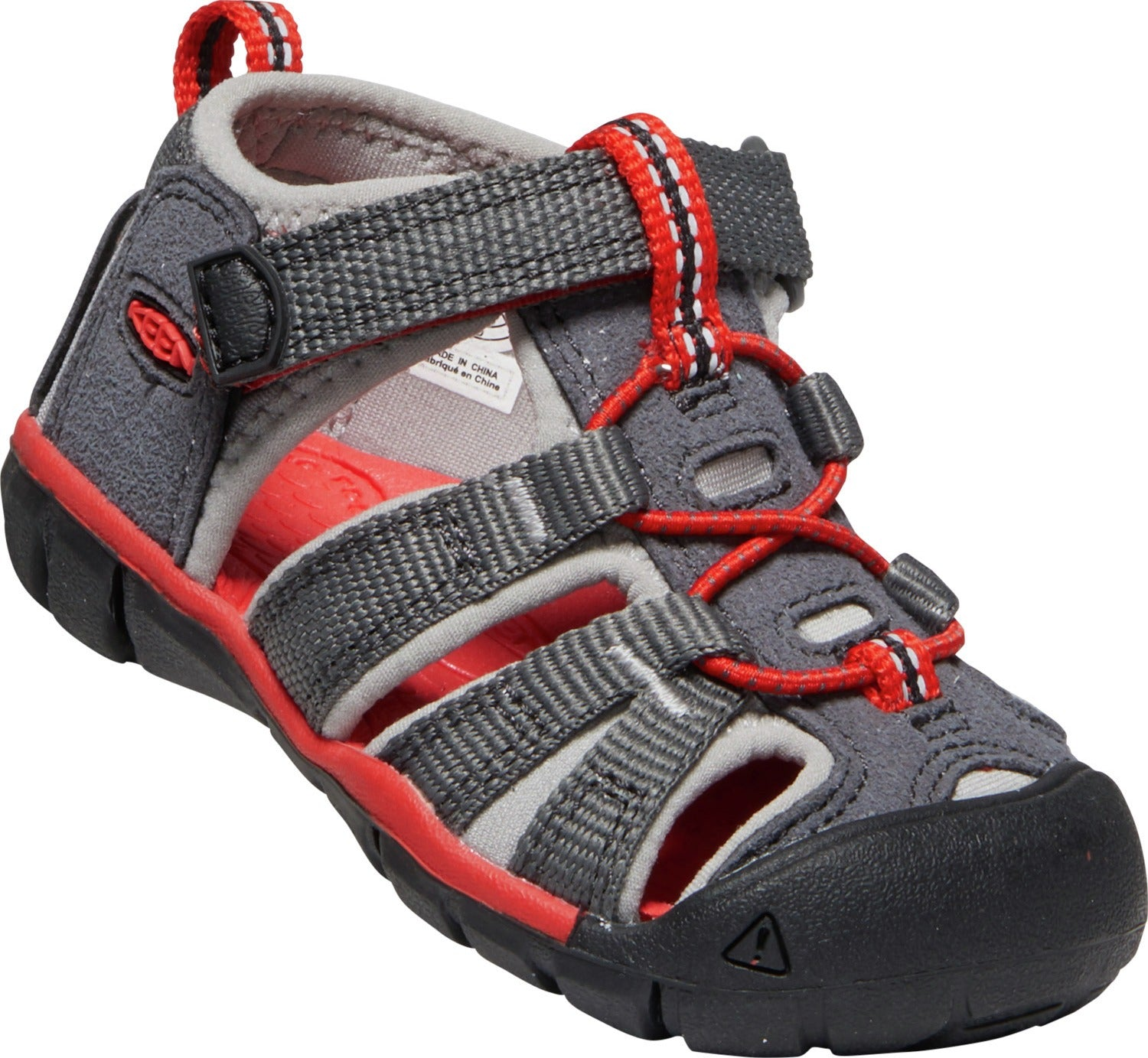 Keen Kids  Seacamp II CNX Toddler Magnet/Drizzle Red
