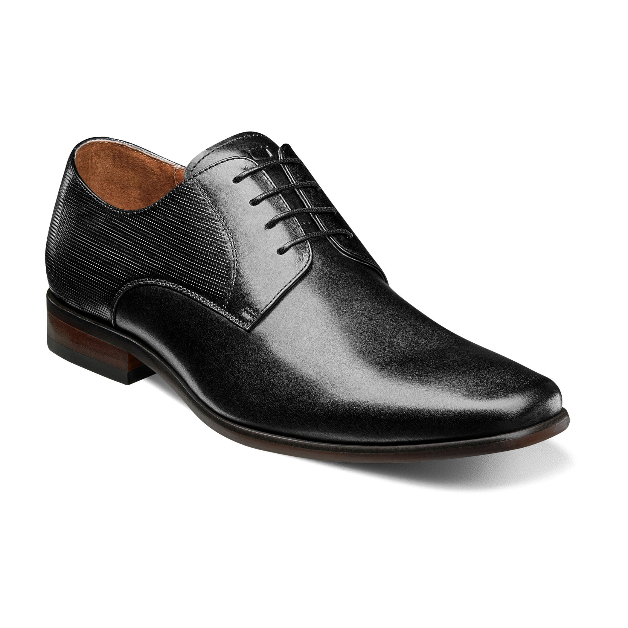 Florsheim Postino Plain Toe Black