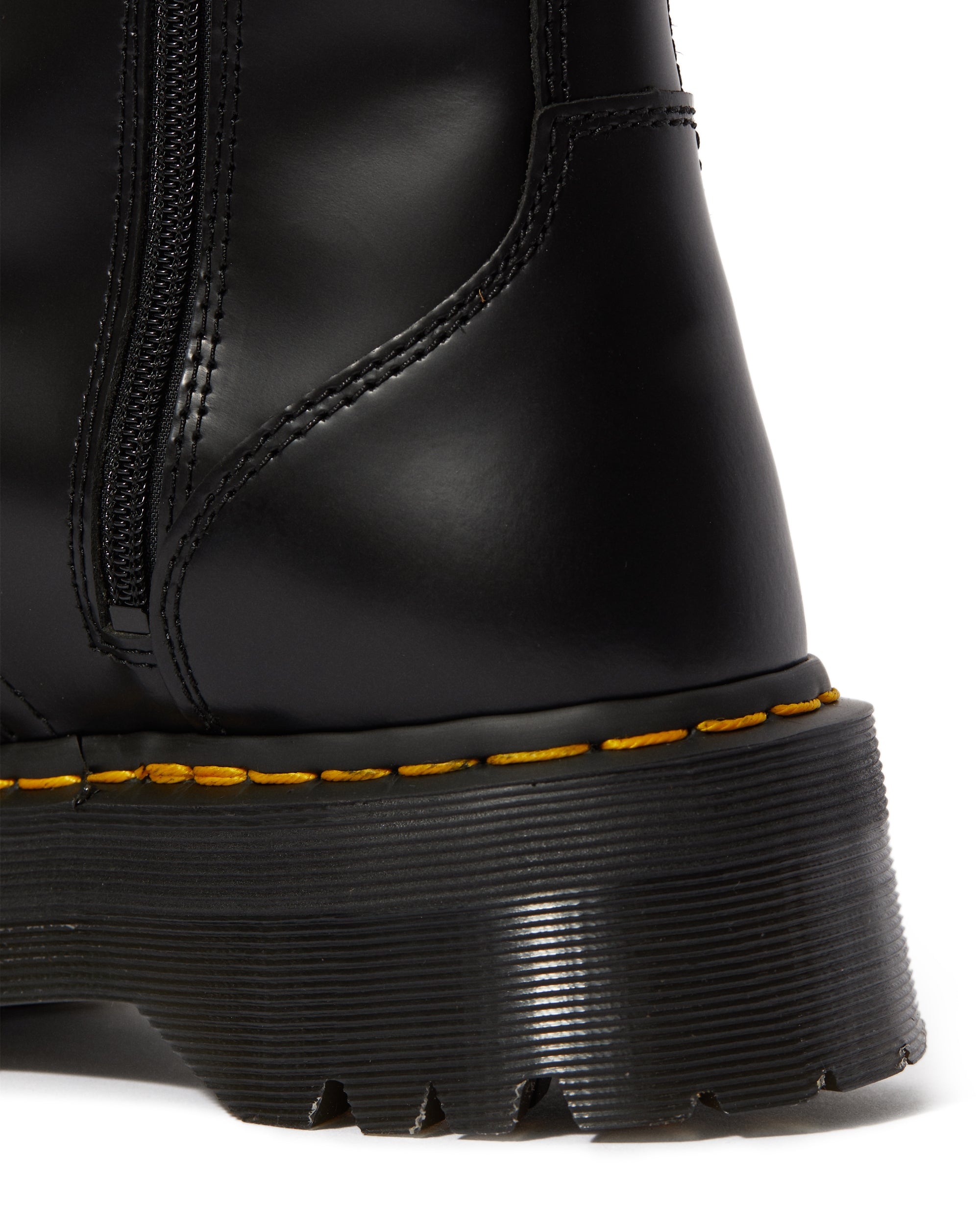 Dr. Marten Jadon Polished Smooth Women's Boot