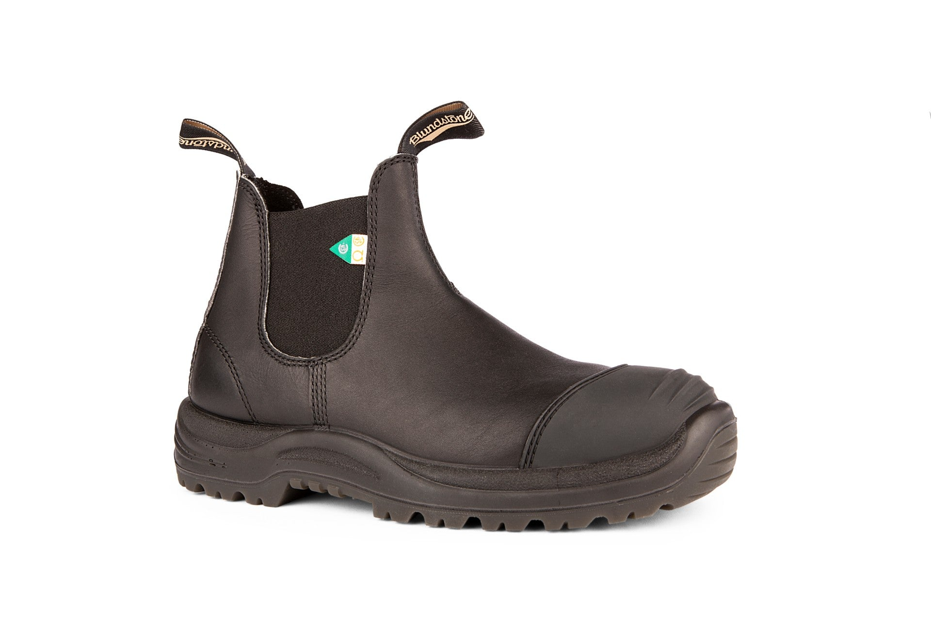 Blundstone Work and Safety Boot Rubber Toe Cap